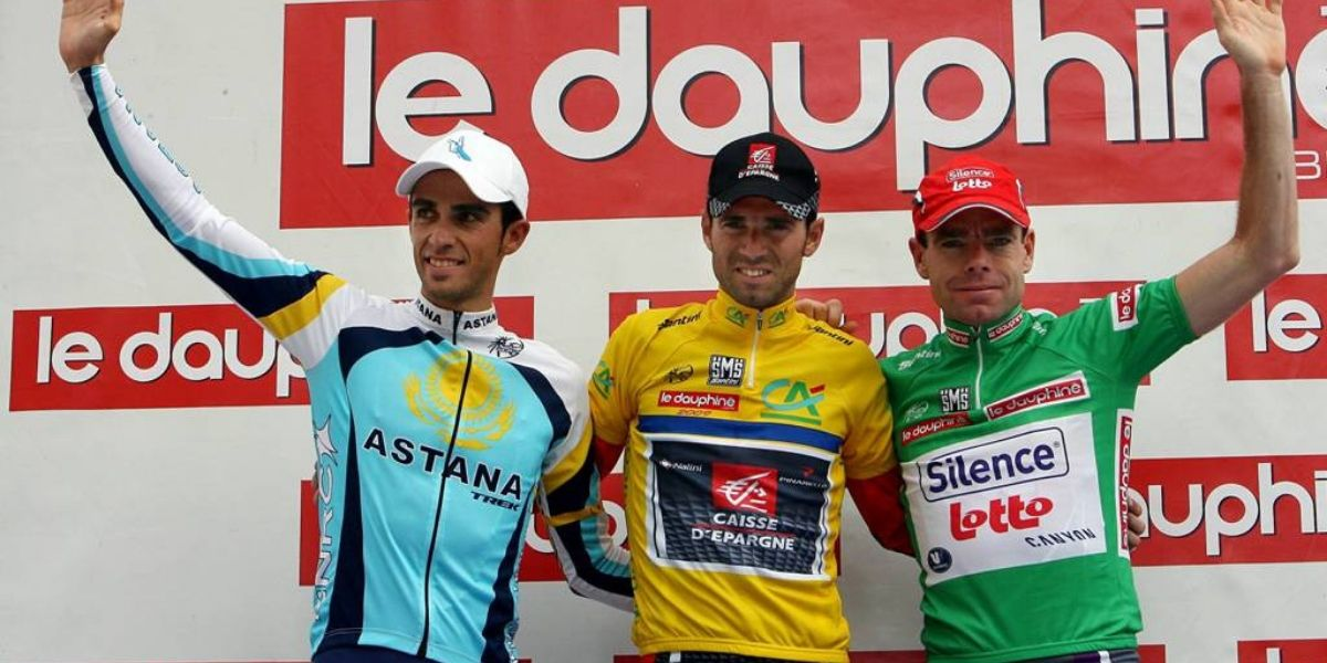 Dauphine Libere 2010 Famous Alps