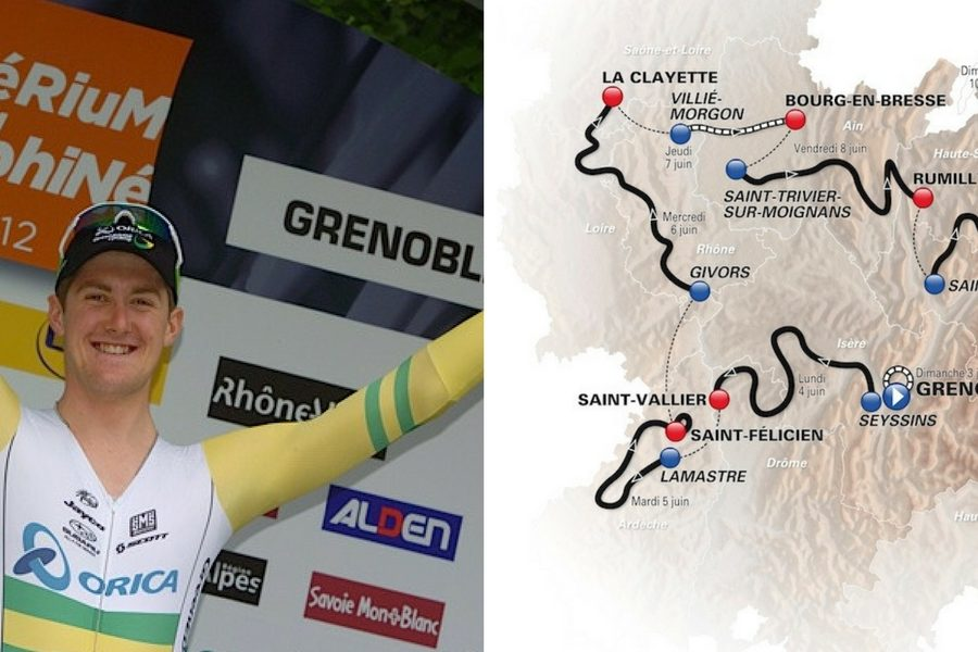 Exciting times at a great Dauphine 2012!