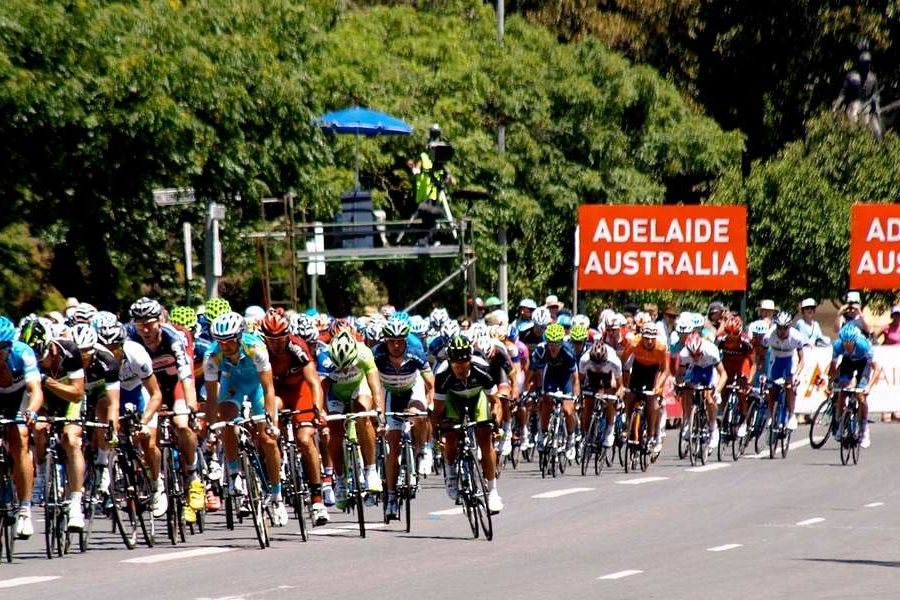 Start 2013 in Style with a TDU Cycling Vacation