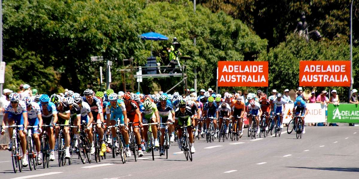 TDU Cycling Vacation Start The Year in Style in Australia