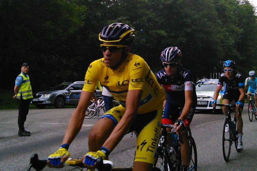2014 Criterium Dauphine Annecy French Alps