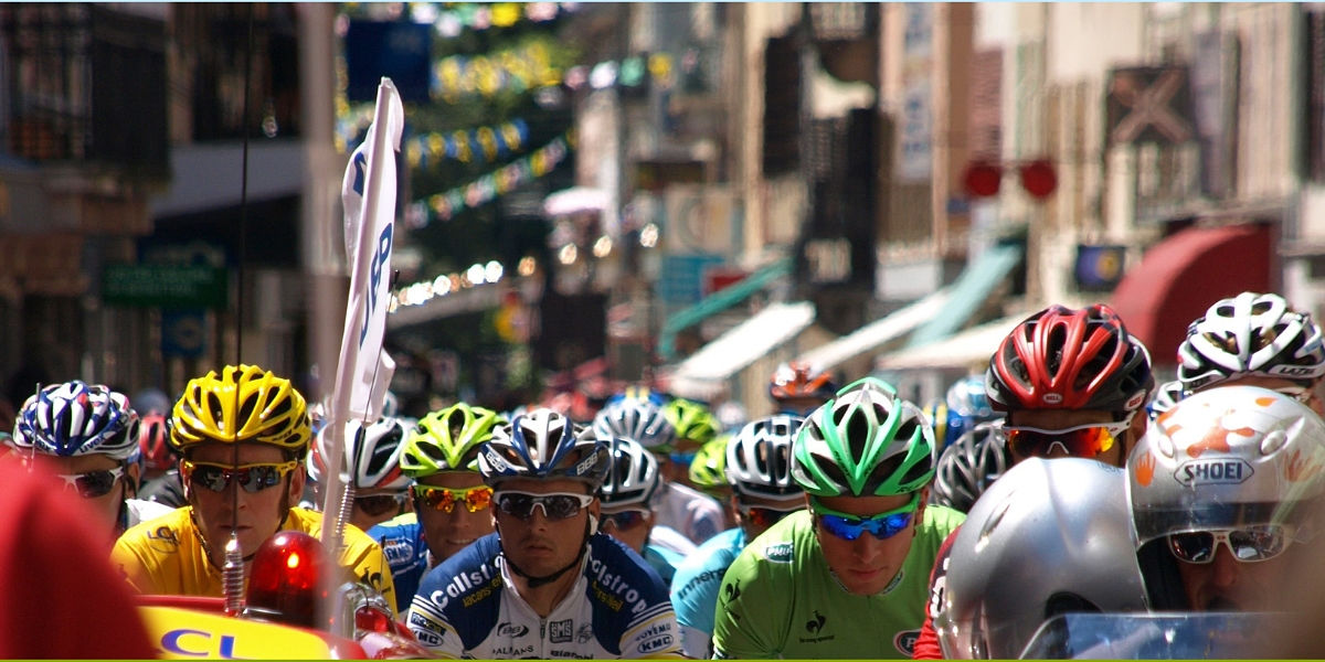 Amazing Tour de France week in the Alps