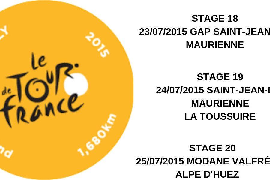 2015 Tour de France Alps Unbelievable