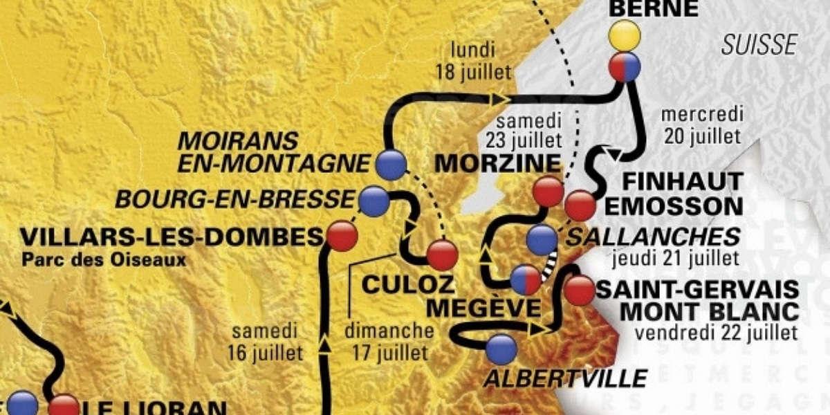 Tour de France Vacation Packages