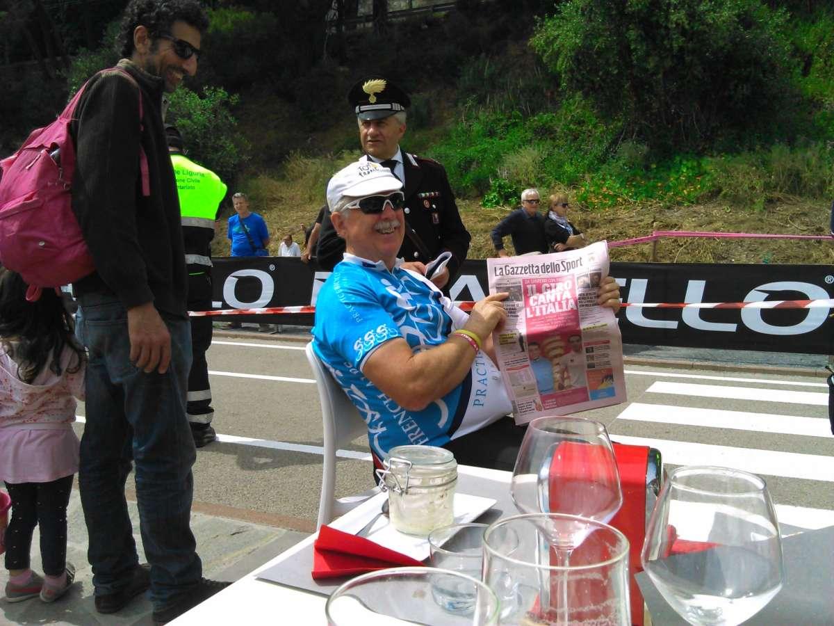 Join Us for the 1st Grand Tour Giro d'Italia!