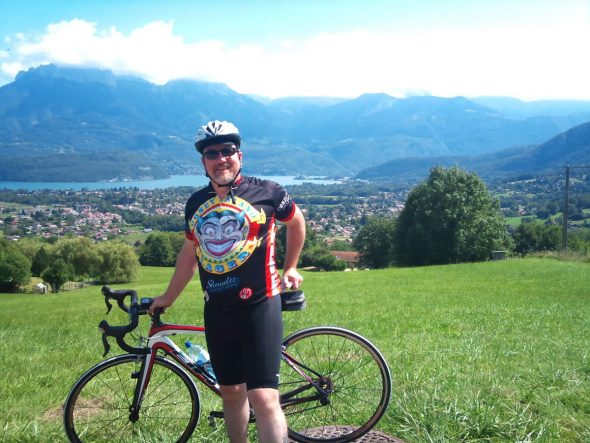 Custom ANNECY DAY TOURS in 'Cycling Paradise'! (Banner)