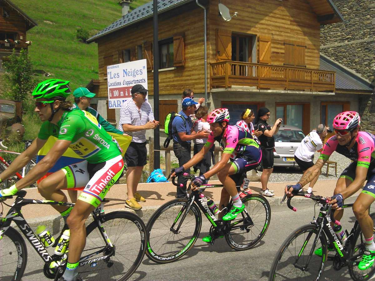 Tour de France Vacation Annecy French Alps