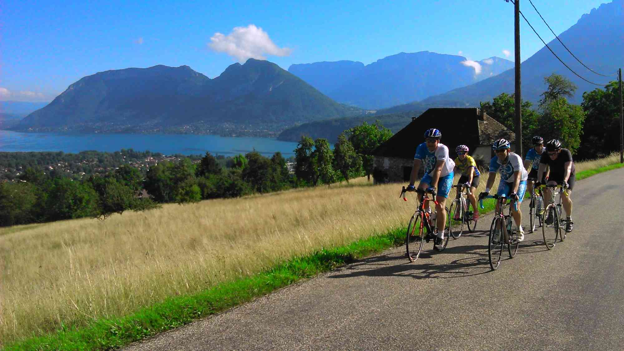 annecy bike trip french alps tours france cycling vacation practice bicycle tours. Black Bedroom Furniture Sets. Home Design Ideas