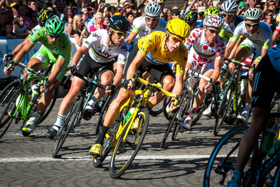 Tour de France Cycling Tours In Annecy