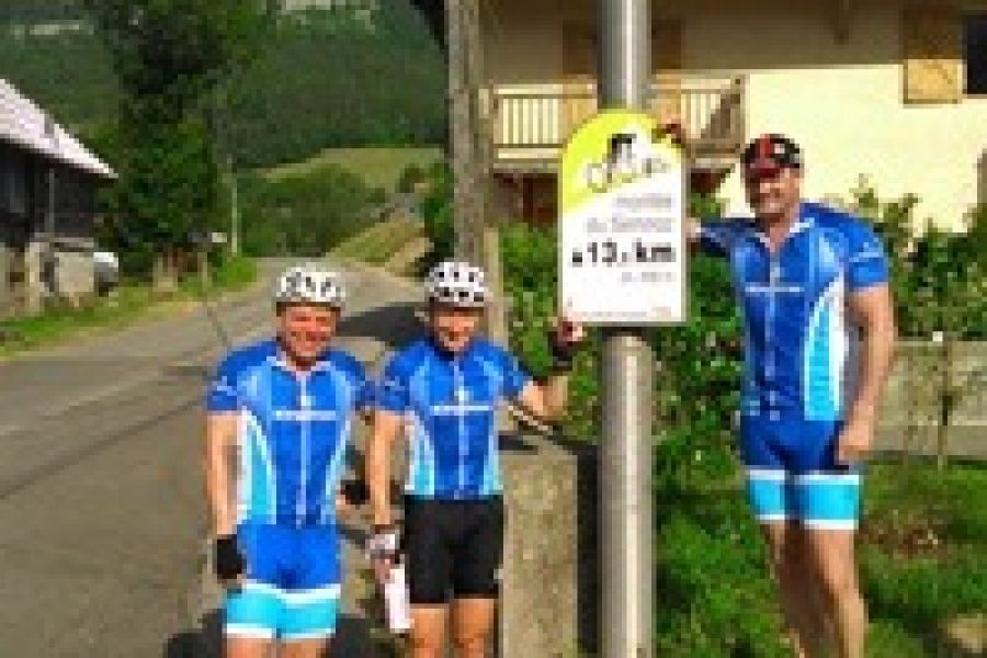 The TDF is in the ALPS!