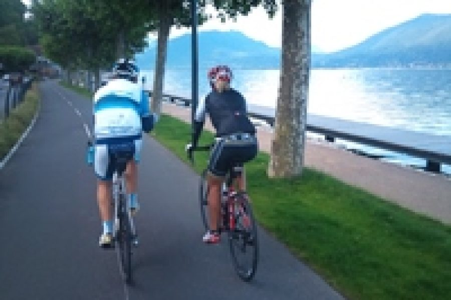 Annecy – Cycling Paradise