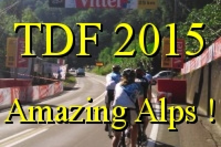 Tour de France 2015 Itinerary – Annecy French Alps