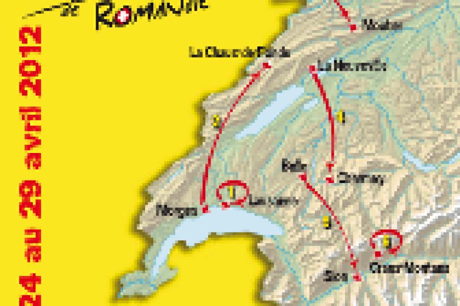 Have you heard of the Tour de Romandie?