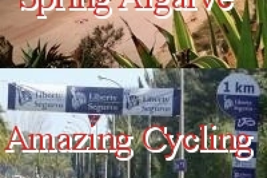 Winter / Spring Cycling in Algarve Portugal 2015