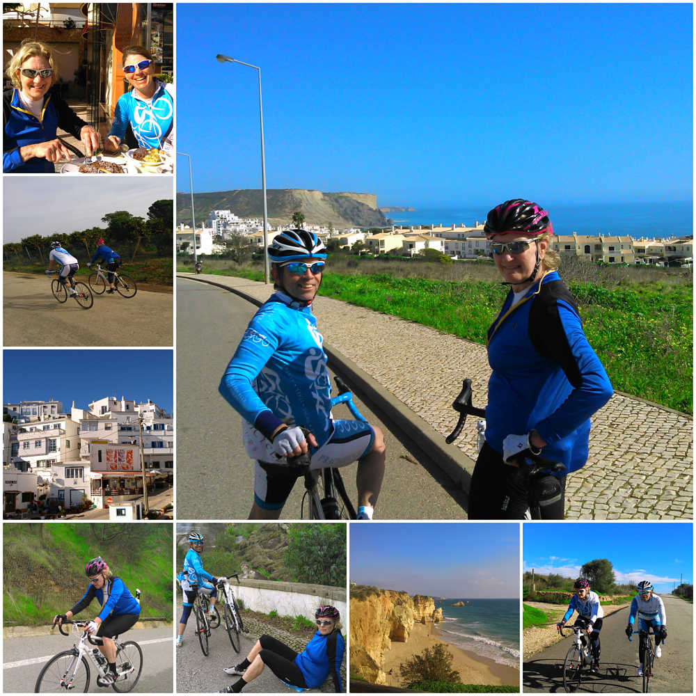 Amazing Algarve Cycling Adventures I rode the coast and interior