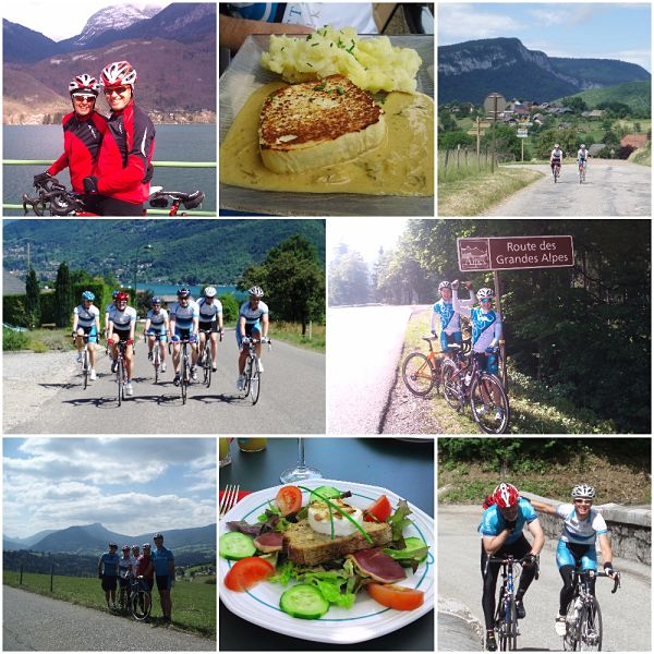 Annecy Cycle Tours French Alps For All Abilities