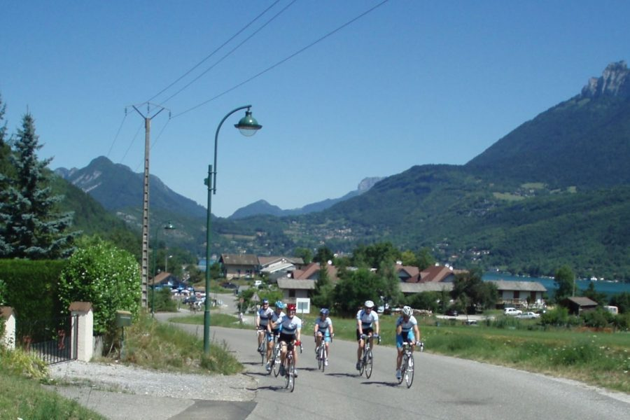 Cycle Tours In Annecy For All Abilities