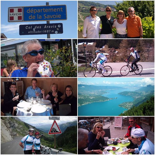 Annecy Cycle Tours French Alps Practice Bicycle Bike Tours