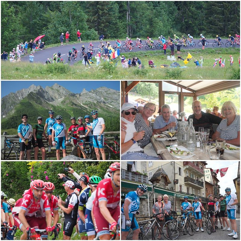 Ultimate Tour de France Bike Tours in the French Alps