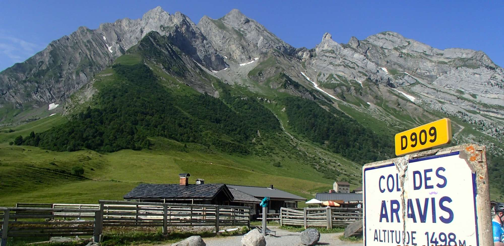 French Alps Cycling Cols Favourites