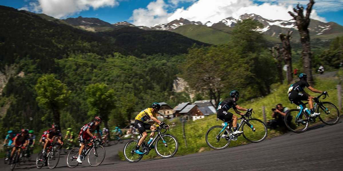 Dauphine week to remember