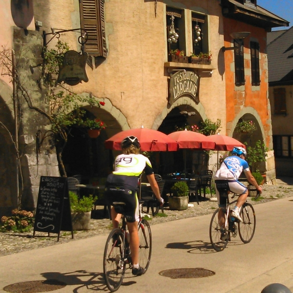 Lake Annecy Bike Tours