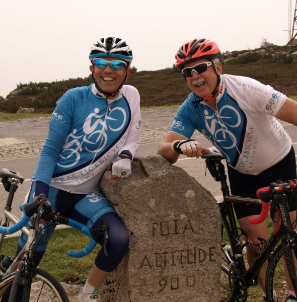 Highest mountain in Algarve 902m, Serra de Monchique pedal with the professional guides – Practice Bicycle Bike Tours Portugal