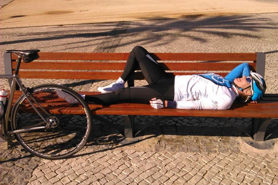 Don't forget Recovery in your Cycling Training