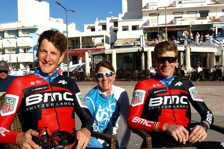Cycling in Portugal at the 2018 Tour of Algarve