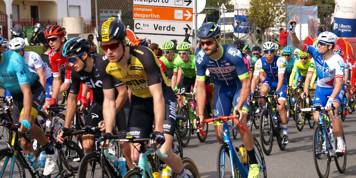 Tour of Algarve cycling Stars