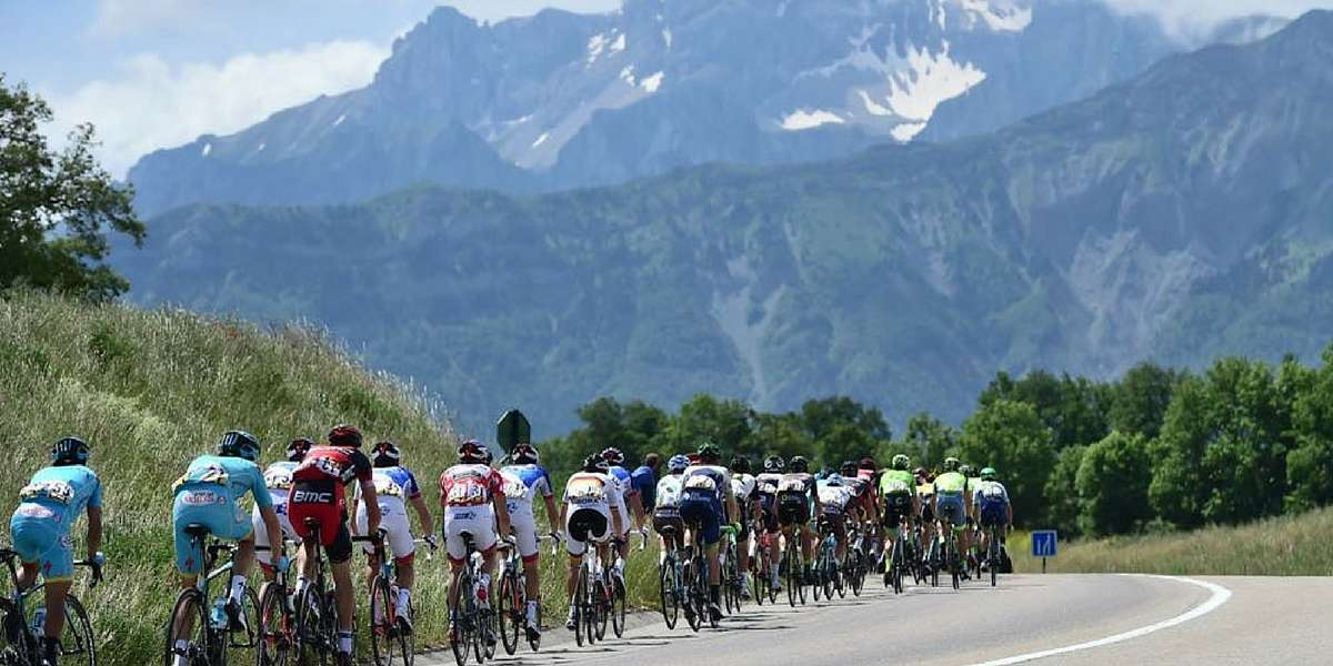 Classic French Alps Criterium du Dauphine