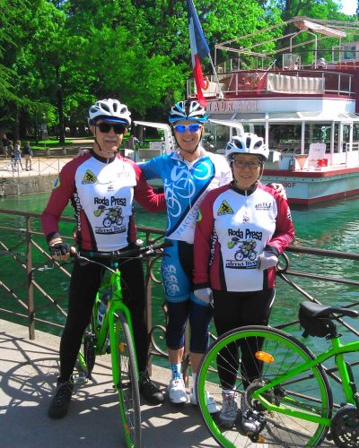 Lake Annecy Bike Trips Week-Ends Cycling Day Tours French Alps