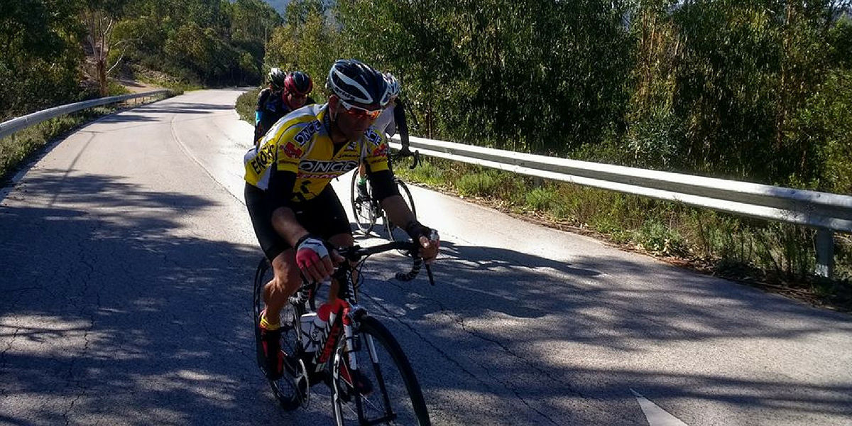 Experience Algarve Cycling Training
