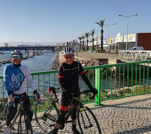 Europe's warm sunny Autumn the perfect destination for your Womens Only Algarve Training Camps