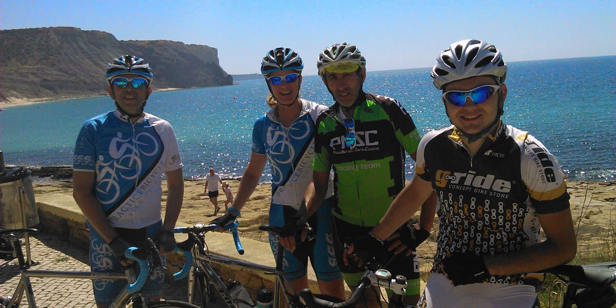 Testing Algarve Cycling Climbs