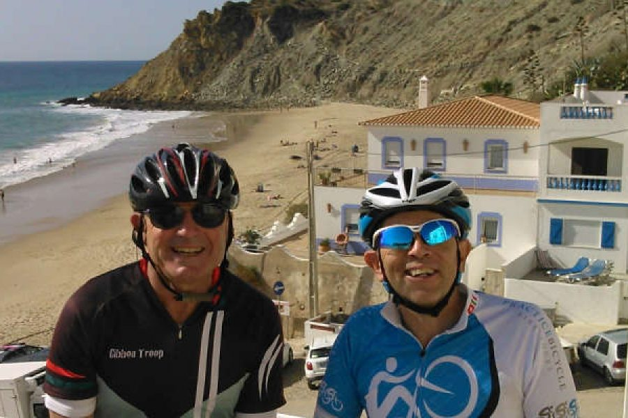 Brilliant Portugal Cycling Training