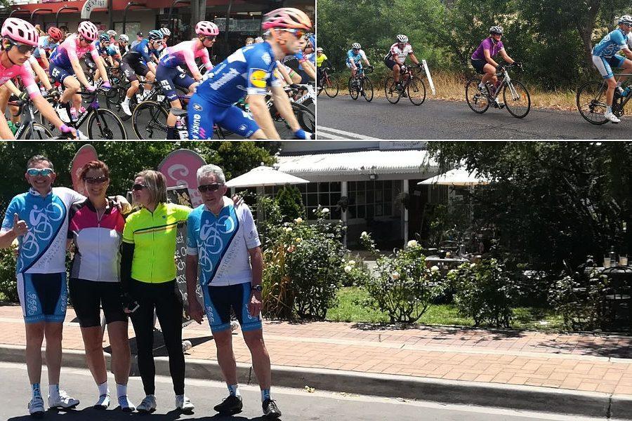 Brilliant Tour Down Under Bike Race Holiday