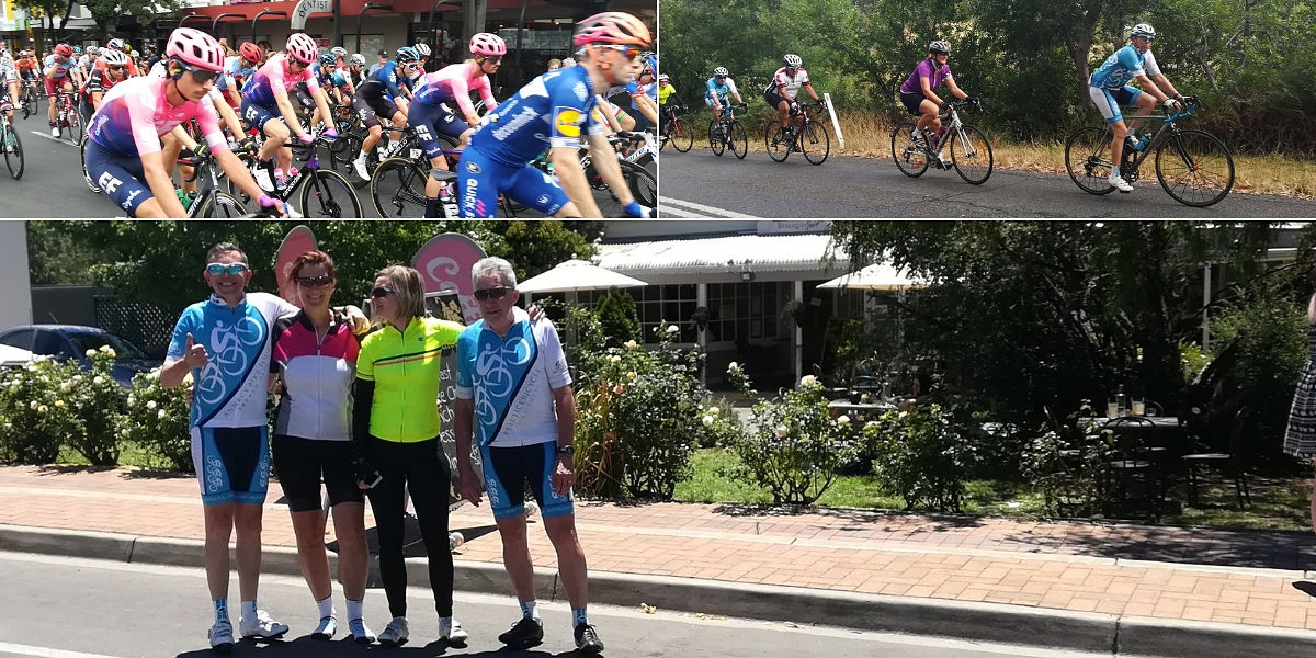 Brilliant Tour Down Under Bike Race Holiday