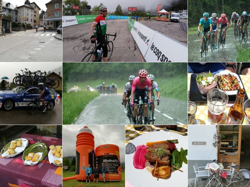 Dauphine Bike Race Annecy France - Practice Bicycle Bike Tours