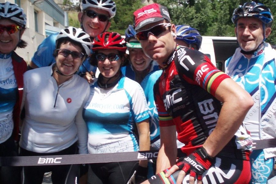 Dauphine Cycle Race in Annecy
