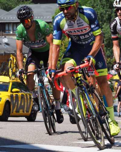 Tour de France Bike Race Tours Lake Annecy Cycling Vacations - Practice Bicycle