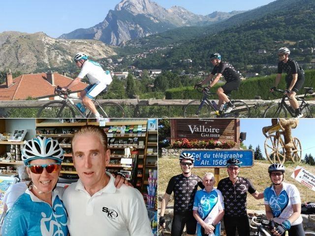 Tour de France Col du Telegraphe