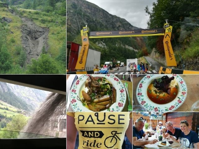 Historic Tour de France Alps Tignes Stage