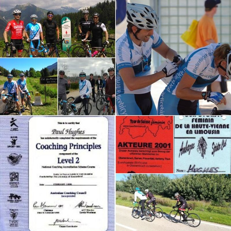 Everyone Can Practice Bicycle