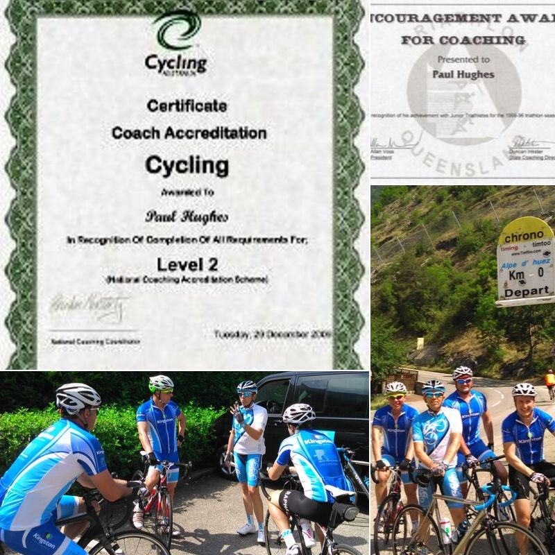 Practice Bicycle Coaching