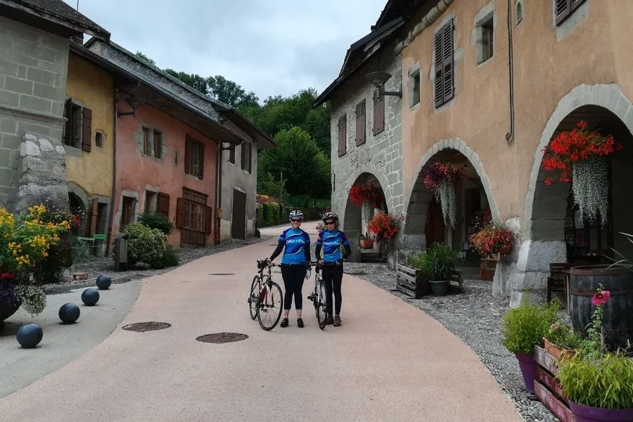France Bicycle Trips Experience Village Life
