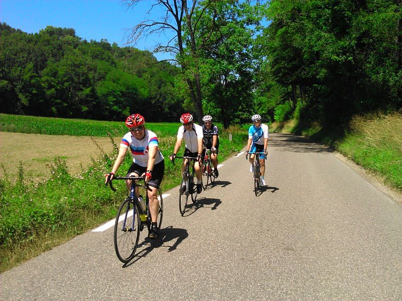 France bicycle trips enjoy quiet cycling roads