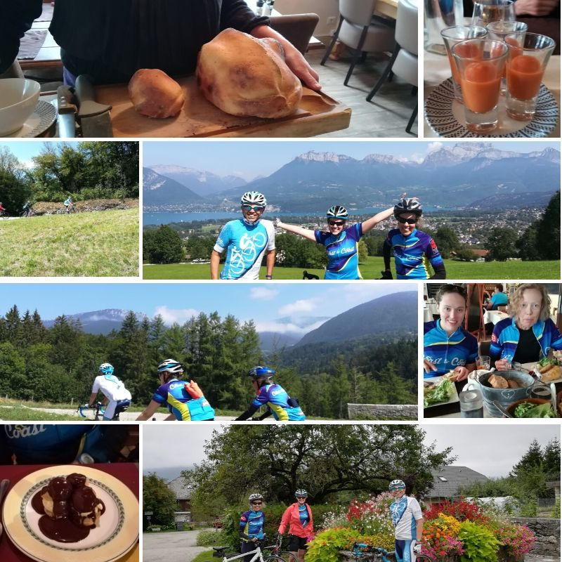 France Cycling Tours in the Bauges