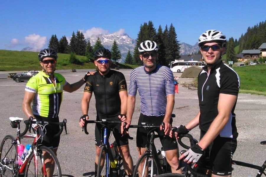 French Alps Cycling Experience
