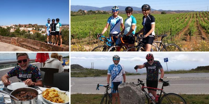 Portugal cycling trip was so memorable exploring the algarve